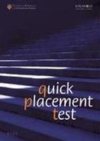 Quick Placement Test CD-ROM 50 Use