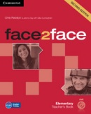 face2face, 2nd edition Elementary Teacher's Book with DVD - metodická príručka (Redston, Ch. - Cunningham, G.)