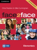 face2face, 2nd edition Elementary Class Audio CDs (Redston, Ch. - Cunningham, G.)