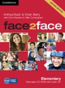 face2face, 2nd edition Elementary Testmaker CD-ROM and Audio CD (Redston, Ch. - Cunningham, G.)