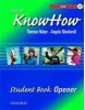 English KnowHow Opener Student's Book + CD (Blackwell, A. - Naber, F.)