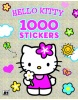 1000 stickers Hello Kitty (Disney)