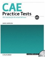 CAE Practice Tests: Practice Tests with Key and Audio CDs Pack (Harrison, M.)