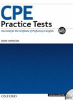 CPE Practice Tests with Key + CD (Harrison, M.)