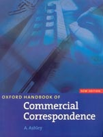 Oxford Handbook of Commercial Correspondence Student's Book (Ashley, A.)