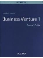 Business Venture 1 Teacher's Guide (Barnard, R. - Cady, J.)