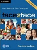 face2face, 2nd edition Pre-intermediate Class Audio CDs (Redston, Ch. - Cunningham, G.)