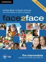 face2face, 2nd edition Pre-intermediate Testmaker CD-ROM and Audio CD (Redston, Ch. - Cunningham, G.)