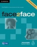 face2face, 2nd edition Intermediate Teacher's Book with DVD - metodická príručka (Redston, Ch. - Cunningham, G.)