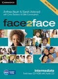 face2face, 2nd edition Intermediate Testmaker CD-ROM and Audio CD (Redston, Ch. - Cunningham, G.)