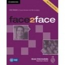 face2face, 2nd edition Upper Intermediate Teacher's Book with DVD - metodická príručka (Redston, Ch. - Cunningham, G.)