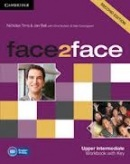 face2face, 2nd edition Upper Intermediate Workbook with Key - pracovný zošit s kľúčom (Redston, Ch. - Cunningham, G.)