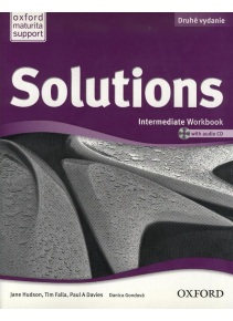 Solutions, 2nd Intermediate Workbook + CD (SK Edition) (Falla, T. - Davies, P. A.)
