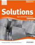 Solutions, 2nd Edition Upper-Intermediate Workbook + CD (SK Edition) (Falla, T. - Davies, P. A.)