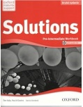Solutions, 2nd Pre-Intermediate Workbook + CD (SK Edition) (Falla, T. - Davies, P. A.)