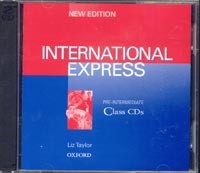 New International Express Pre-Intermediate Class CD /2/ (Taylor, L.)