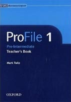 ProFile 1 Teacher's Book (Naunton, J. - Tulip, M. - Hughes, J.)