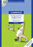 Cambridge Young Learners Eng Tests Movers Student's Book + CD New Edition (Cliff, P.)