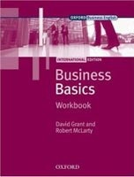 Business Basics (New International Edition) Workbook (Grant, D. - McLarty, R.)