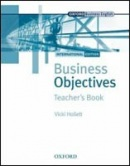 Business Objectives (New International Edition) Teacher's Book (Hollett, V.)