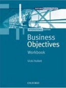 Business Objectives (New International Edition) Workbook (Hollett, V.)