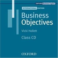 Business Objectives (New International Edition) CD (Hollett, V.)