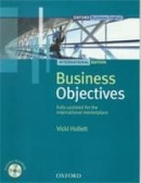 Business Objectives (New International Edition) Student's Book (Hollett, V.)