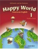 American Happy World 1  Student Book (Parminter, S. - Bowler, B.)