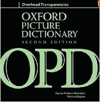 Oxford Picture Dictionary, Second Edition: Overhead Transparencies (Adelson-Goldstein, J.)