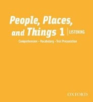 People, Places, and Things Listening: Audio CDs 1 (2) (Lougheed, L.)