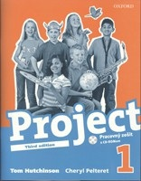Project, 3rd Edition 1 Workbook (Hungarian Edition) (Hutchinson, T.)