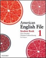 American English File 1 Student Book (Oxenden, C. - Seligson, P.)