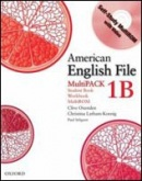 American English File 1 Student Book/workbook Multipack B (Oxenden, C. - Seligson, P.)