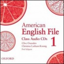 American English File 1 Class Audio CDs (3) (Oxenden, C. - Seligson, P.)
