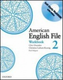 American English File 2 Workbook with Multi-ROM Pack (Oxenden, C. - Seligson, P.)
