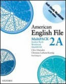 American English File 2 Student Book/workbook Multipack A (Oxenden, C. - Seligson, P.)