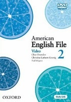 American English File Level 2: DVD (Oxenden, C.)
