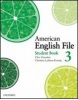 American English File 3 Student's Book (Oxenden, C - Latham Koenig, Ch. - Seligson, P.)