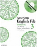 American English File 3 Workbook with Multi-ROM Pack (Oxenden, C - Latham Koenig, Ch. - Seligson, P.)