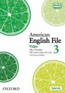 American English File Level 3: DVD (Oxenden, C.)