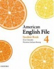 American English File 4 Student Book (Oxenden, C. - Latham-Koenig, Ch.)