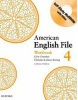 American English File 4 Workbook + MultiROM (Oxenden, C. - Latham-Koenig, Ch.)