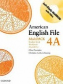 American English File 4 Students Book/Workbook Multipack A (Oxenden, C. - Latham-Koenig, Ch.)