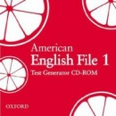 American English File Level 1: Test Generator CD-ROM (Oxenden, C. - Seligson, P.)