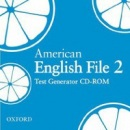 American English File Level 2: Test Generator CD-ROM (Oxenden, C. - Seligson, P.)