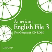American English File Level 3: Test Generator CD-ROM (Oxenden, C. - Seligson, P.)