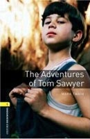 Oxford Bookworms Library 1 Adventures of Tom Sawyer + CD (American English) (Hedge, T. (Ed.) - Bassett, J. (Ed.))
