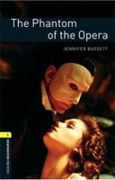 Oxford Bookworms Library 1 Phantom of Opera + CD (Hedge, T. (Ed.) - Bassett, J. (Ed.))