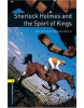 Oxford Bookworms Library 1 Sherlock Holmes and the Sport of Kings + CD (Hedge, T. (Ed.) - Bassett, J. (Ed.))