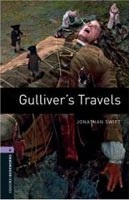 Oxford Bookworms Library 4 Guliver's Travels + CD (Hedge, T. (Ed.) - Bassett, J. (Ed.))